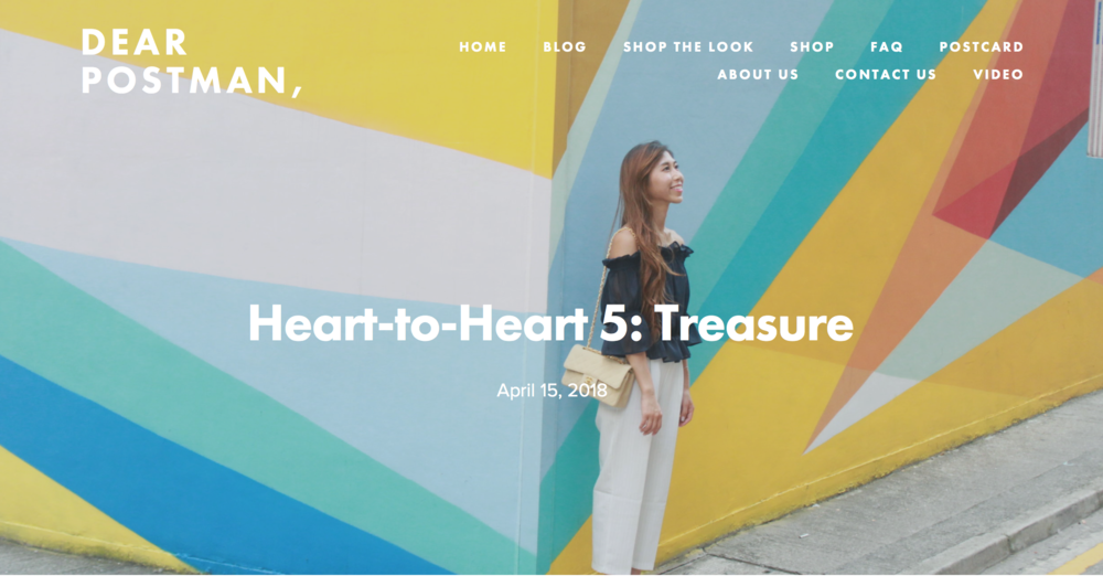 Heart-to-Heart 5: Treasure