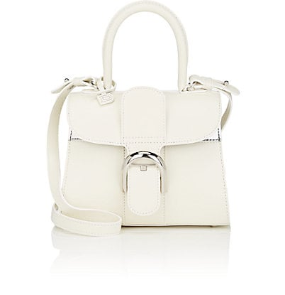 Delvaux ivory brillant mini