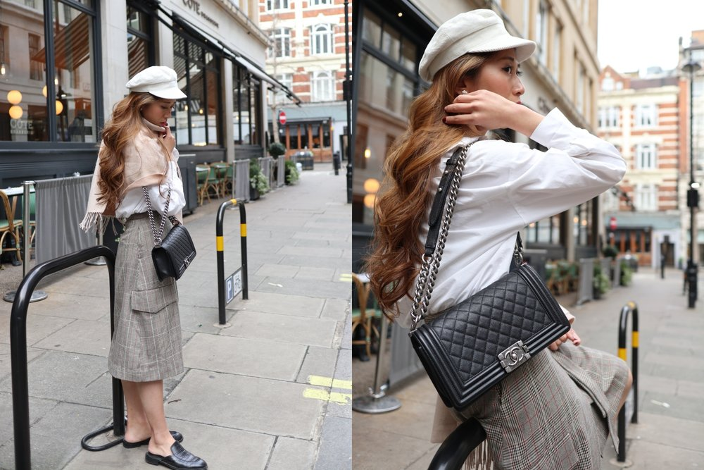 Bagtime Story 4: Style Chanel Boy Bag