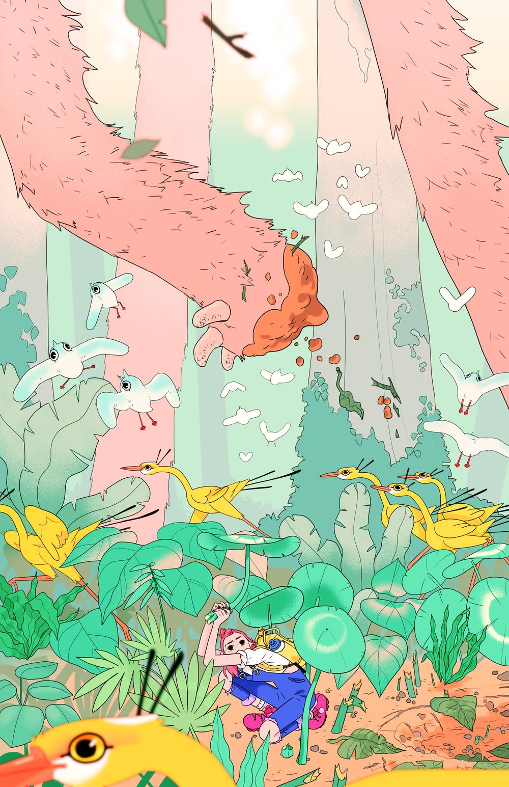 Pleasure Bird