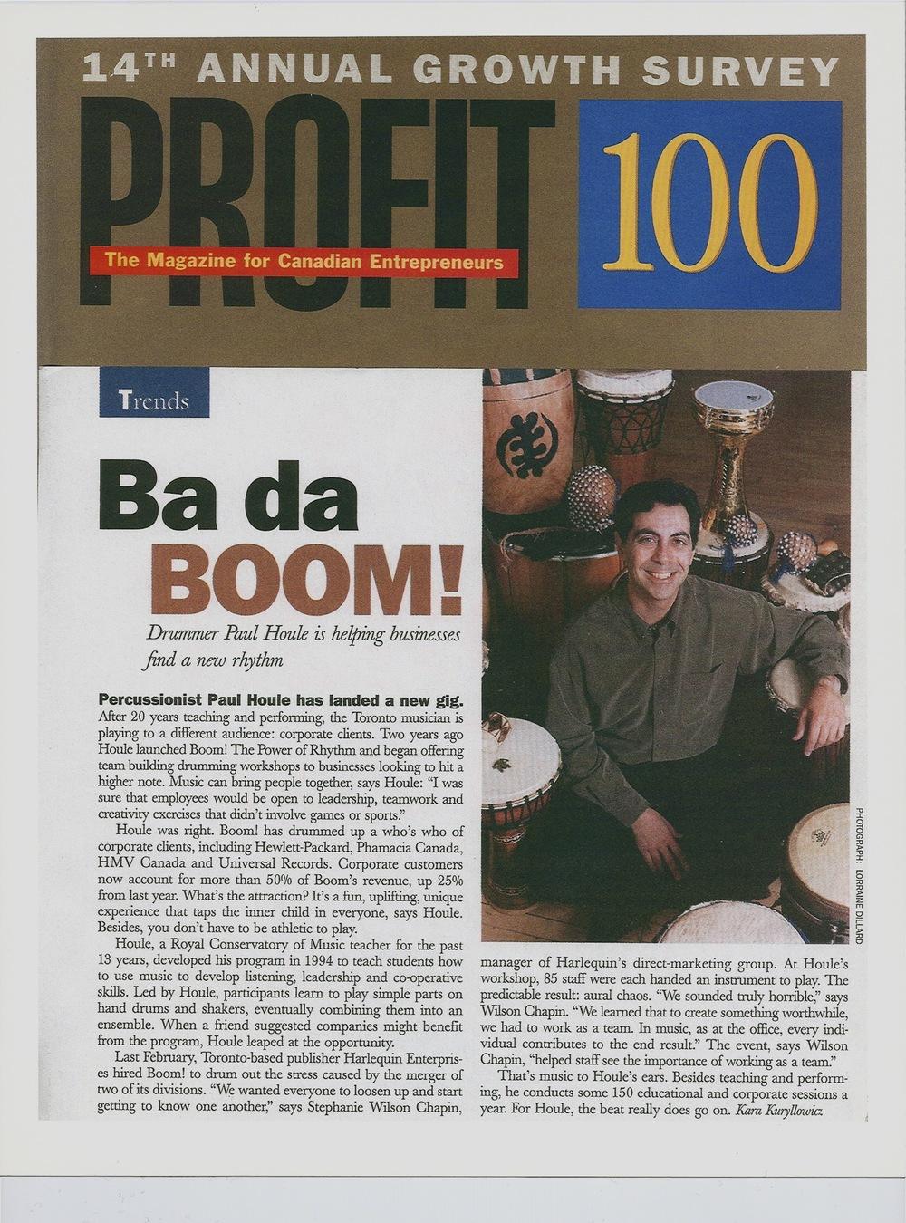 Ba Da BOOM! - Profit Magazine.jpg