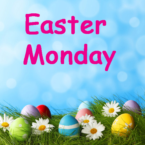Easter Monday - school closed — CME