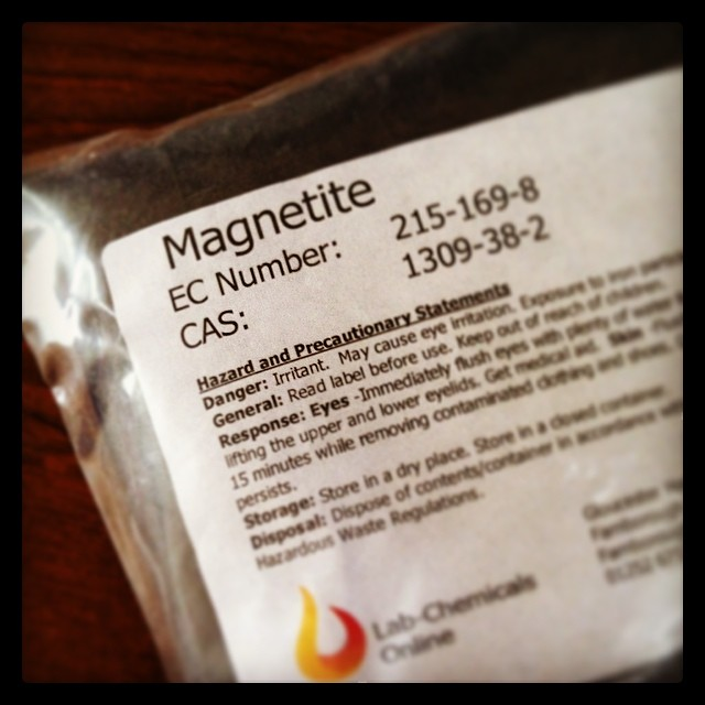 Rubbing my hands together with glee. #magnetism #kineticart #sculpture