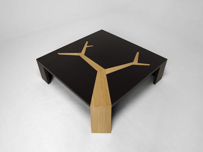 2dots :      Coffee Table by Olivier Dolle