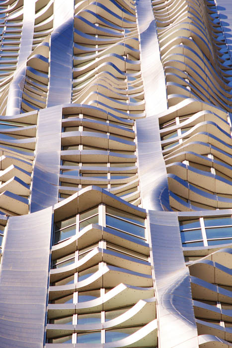 purestform :      New York by Gehry  via   Twistedsifter