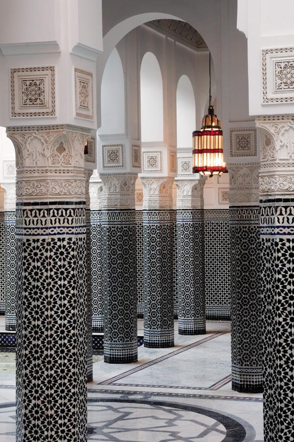 La Mamounia, Marrakech, Jacques Garcia
