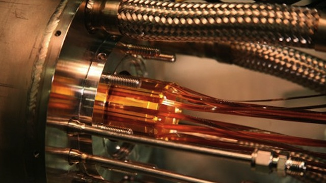 proofmathisbeautiful :      Scientist Trap Antimatter for a Record Breaking 16 Minutes!!    ( gizmodo ) - Scientists  working on the Antihydrogen Laser Physics Apparatus (ALPHA) near  Geneva, Switzerland did something no other scientists have done. They  stored atoms of antihydrogen for 1000 seconds (~16 minutes) which is  10,000 times longer than they've ever done before. By trapping and  observing antimatter for that long, scientists can better understand the  properties of it.   Read the whole article  HERE !!