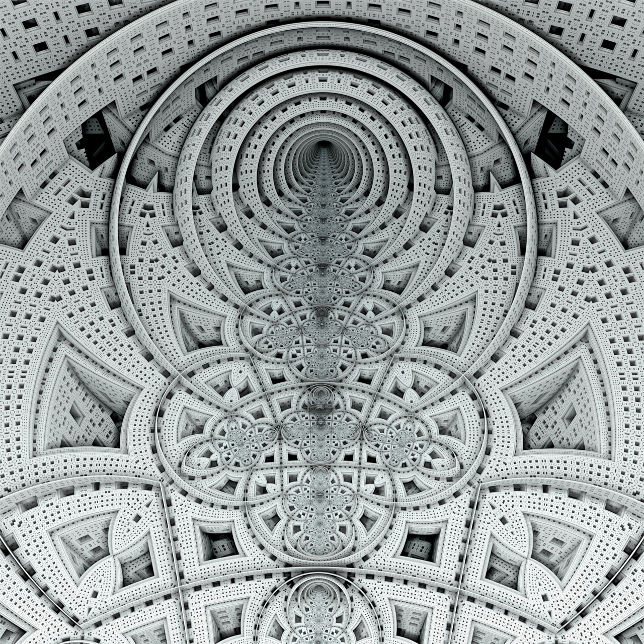 mydigiverse :      Fractal 365: Day 276  (by  Keith Andersen )