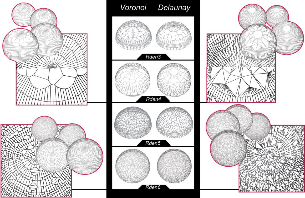 "un :      Imagery from abstract from the amazing "" Smart Geometry: The Evolution of Parametric Design and Practice "" by        MARIA VERA VAN EMBDEN ANDRES"