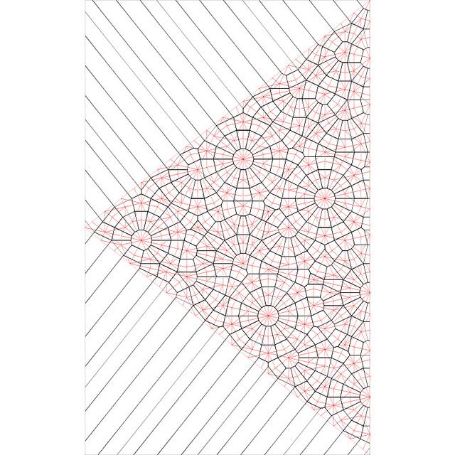 notational :      Danzer voronoi  (by  Frederik Vanhoutte )
