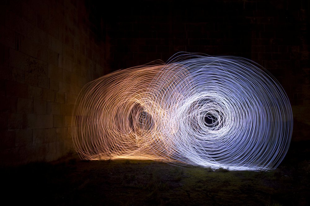 Age of Light (light paintings)