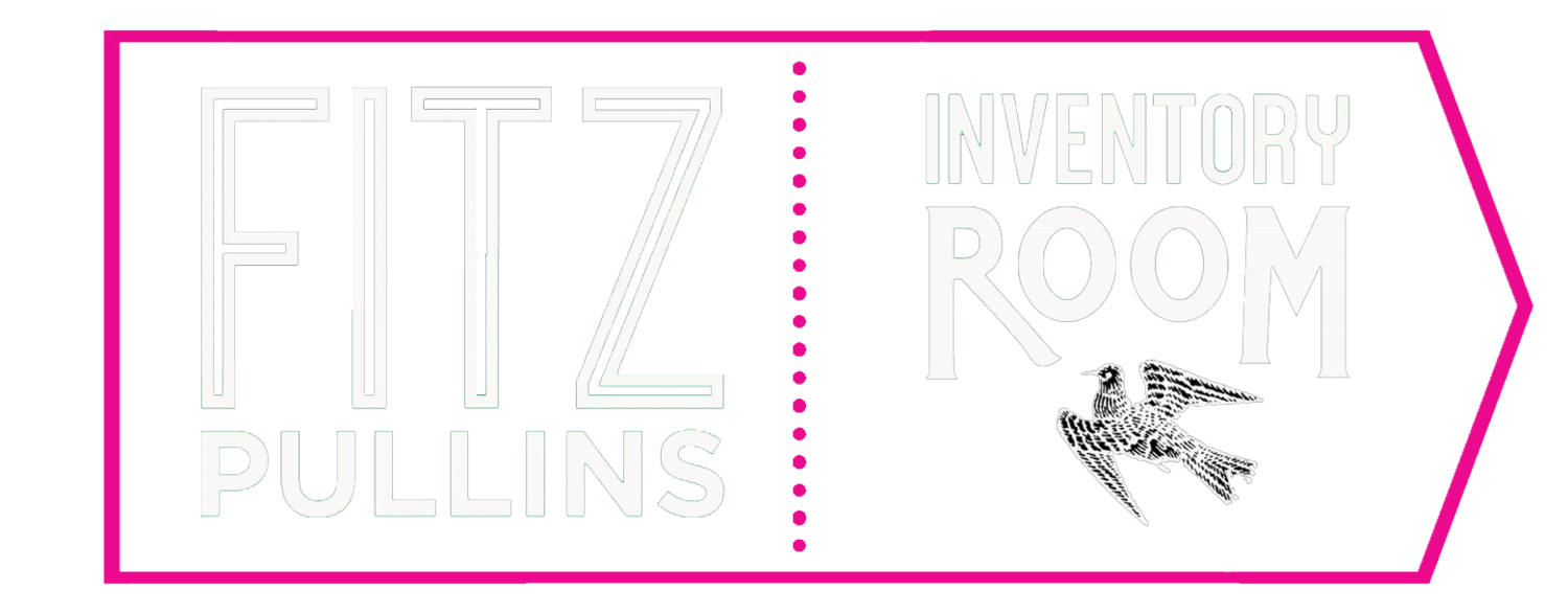 Fitz Pullins | Inventory Room
