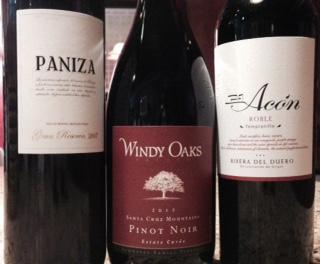 Windy Oaks, Paniza, Acon Roble
