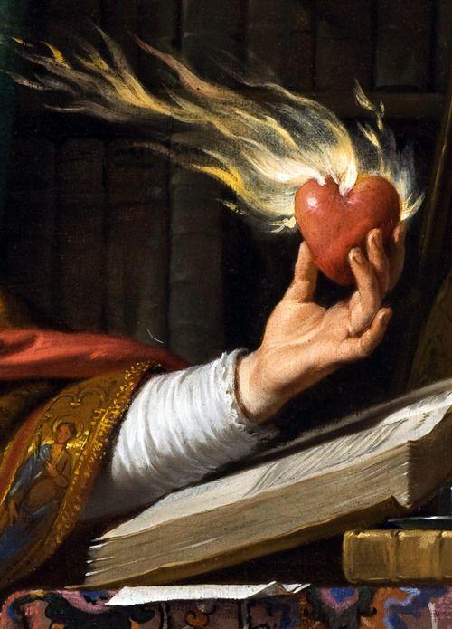 Philippe de Champaigne, Augustine (Cropped)