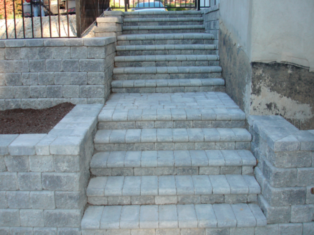 Retaining walls, patios, walkways in Morris, Bergen, Passaic, Union, Warren, Hunterdon, Somerset.