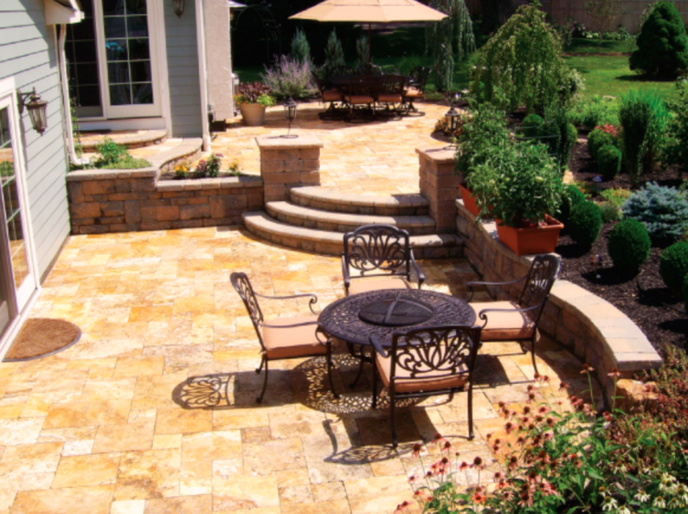 Patio installtion in Morris, Bergen, Passaic, Union, Warren, Hunterdon, Somerset.