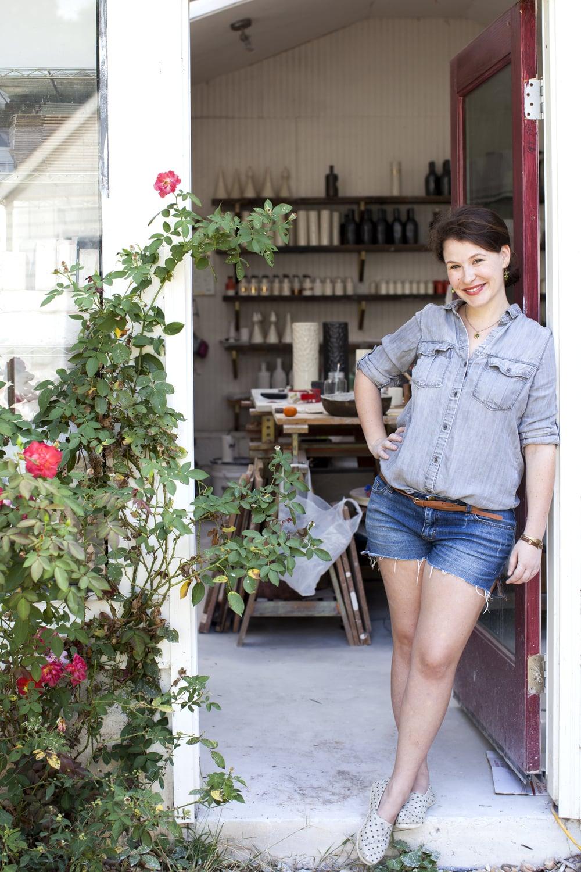 Honeycomb Studio founder, Courtney Hamill