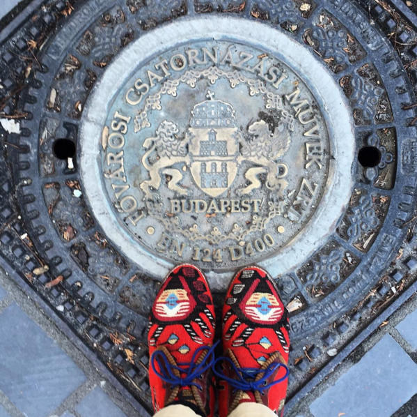 """Square Peg, Round Hole"" Budapest, Res Ipsa USA"
