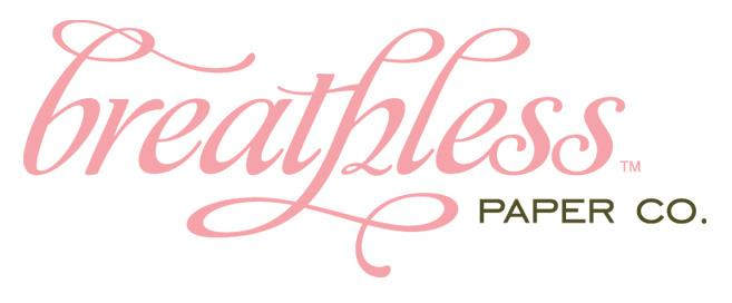 breathless paper co logo