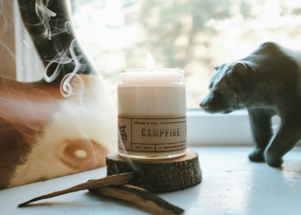 6oz Campfire, Great Bear Wax Co.