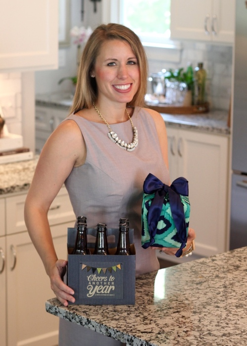 Ashley Edmonds, Founder of Beer Greetings.