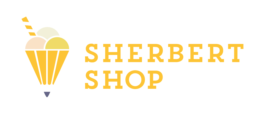 Sherbert Shop Logo