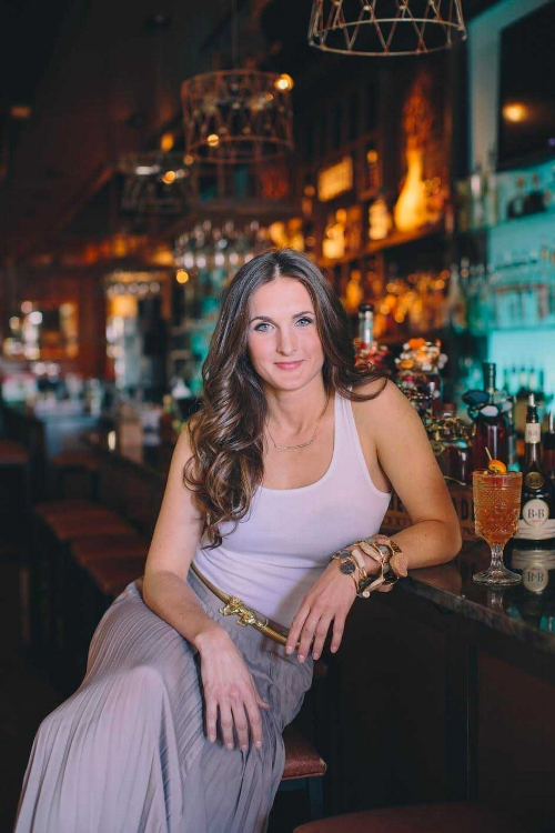 Carley Ochs, Bourbon and Boweties owner and designer
