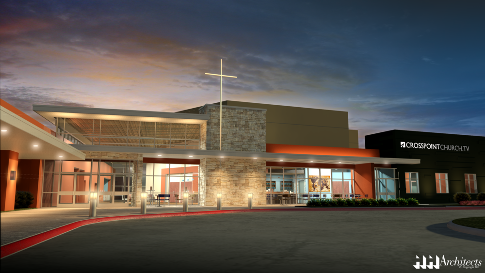 Pearland, TX | 2013   -  Rendering by HH Architects