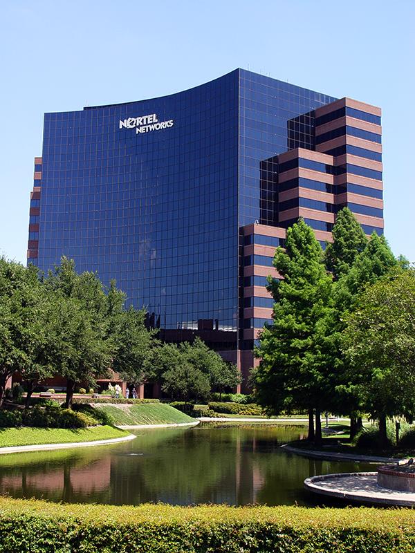 Richardson, TX | 1 Million SF Office, 1 Million SF Parking | 1991