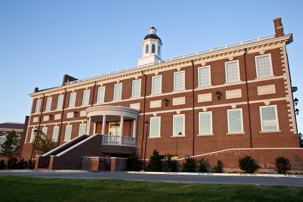 DBU Blackaby Hall