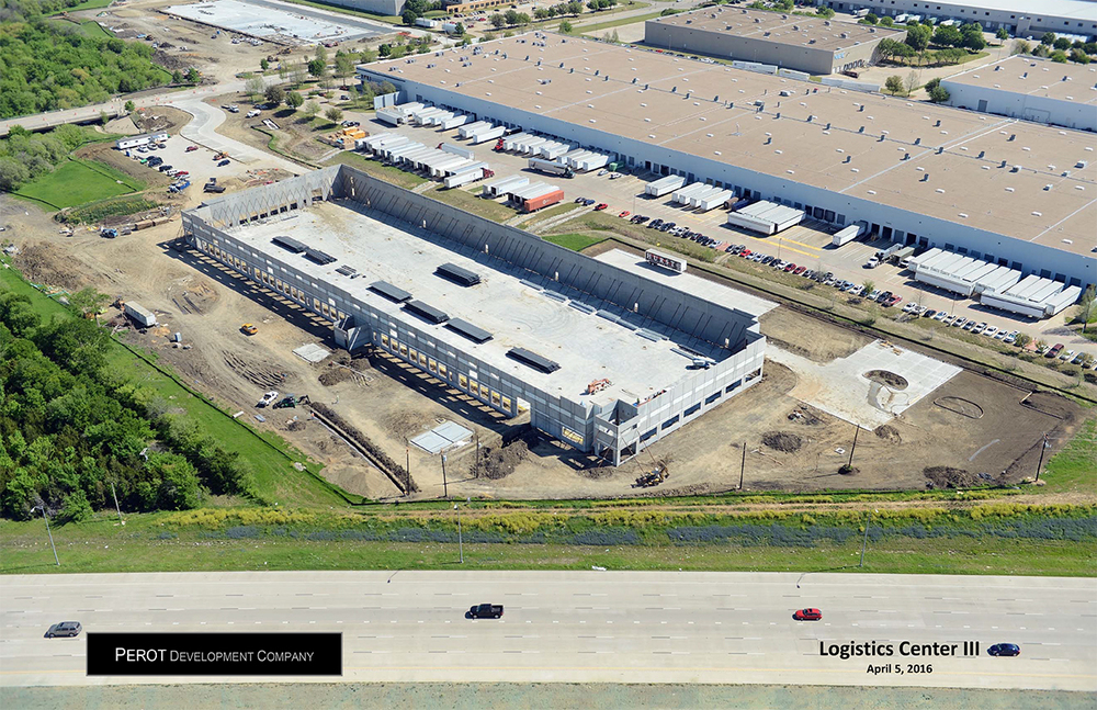 Perot Logistics Center III