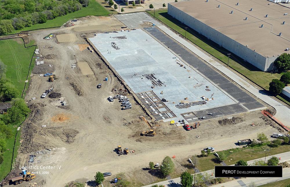 Perot Logistics Center IV