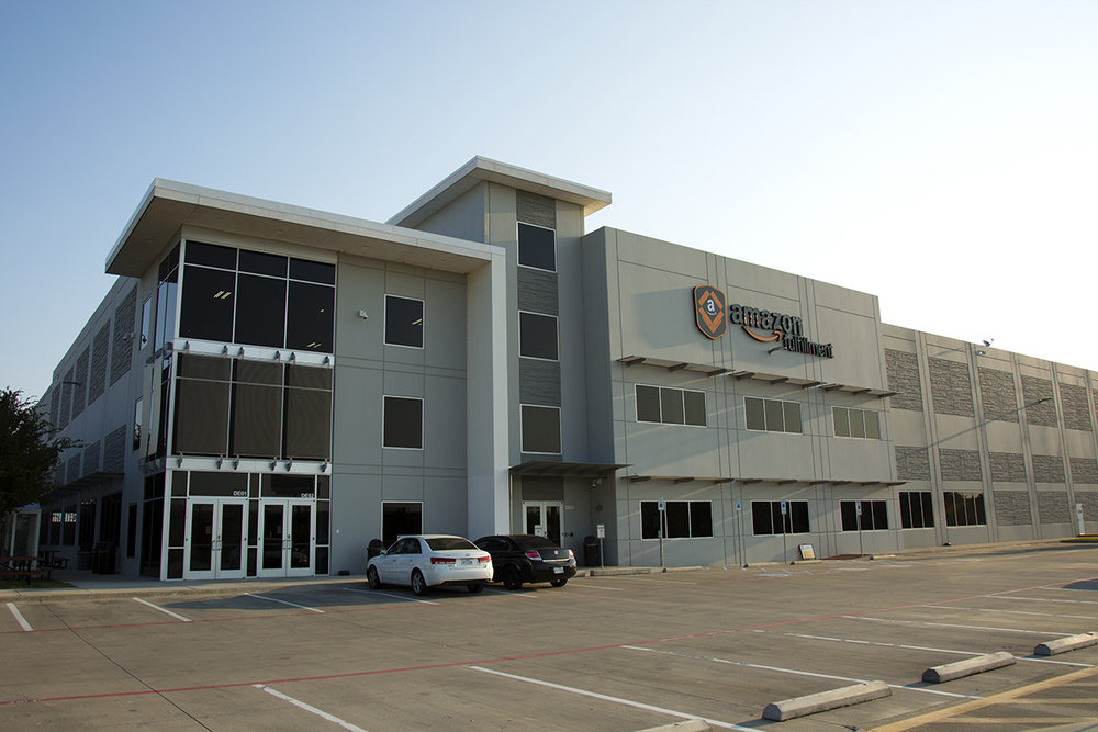DFW Airport, TX | 116,000 SF | 2017