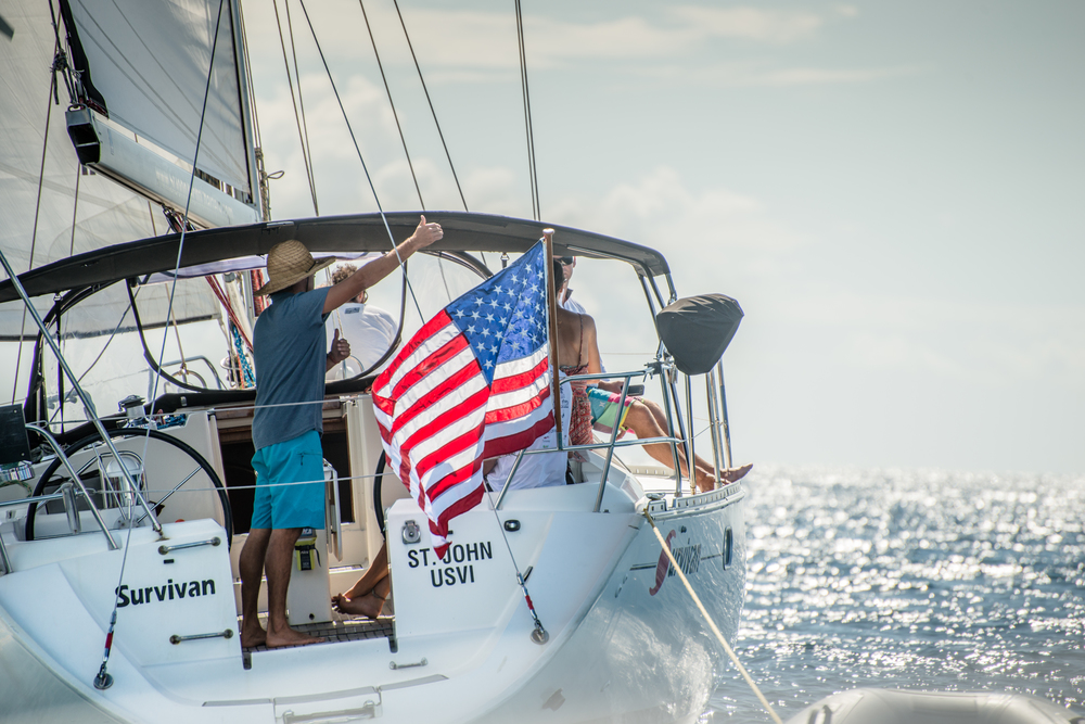 St. John Yacht Charters
