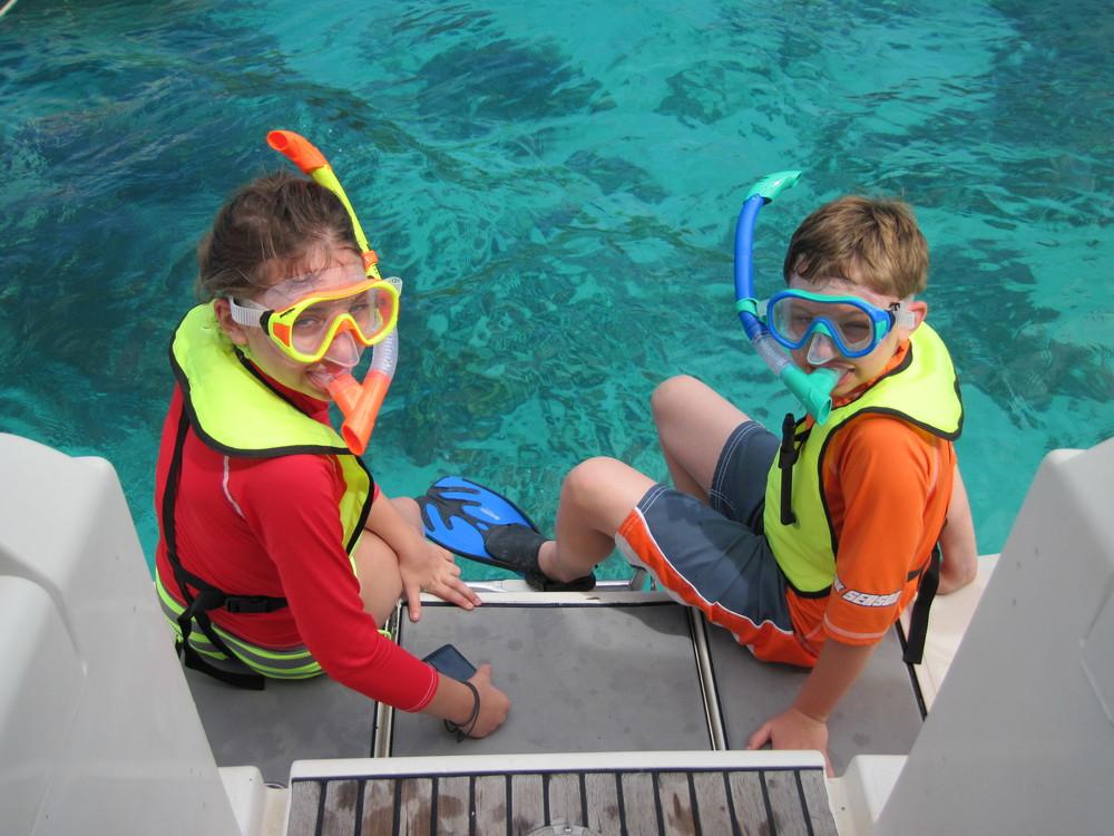 Snorkel and Sail