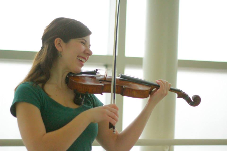 Nyssa Duchow fiddle