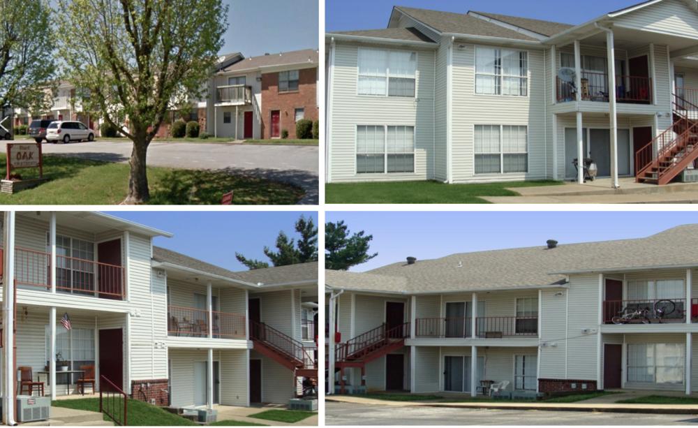 Springdale, Arkansas 103 Units Built in 1983