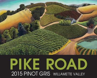 2015 PINOT GRIS LABEL