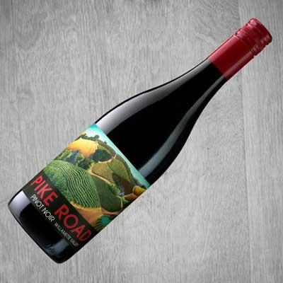Pinot Noir - Rich. Classy. Red.