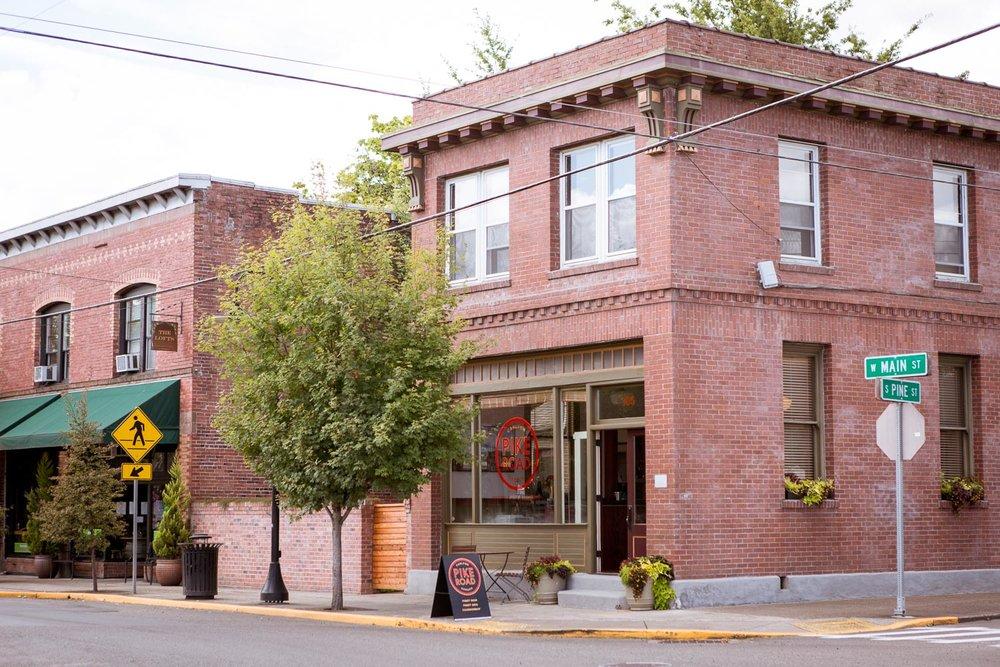 Visit Us - In Carlton, Oregon