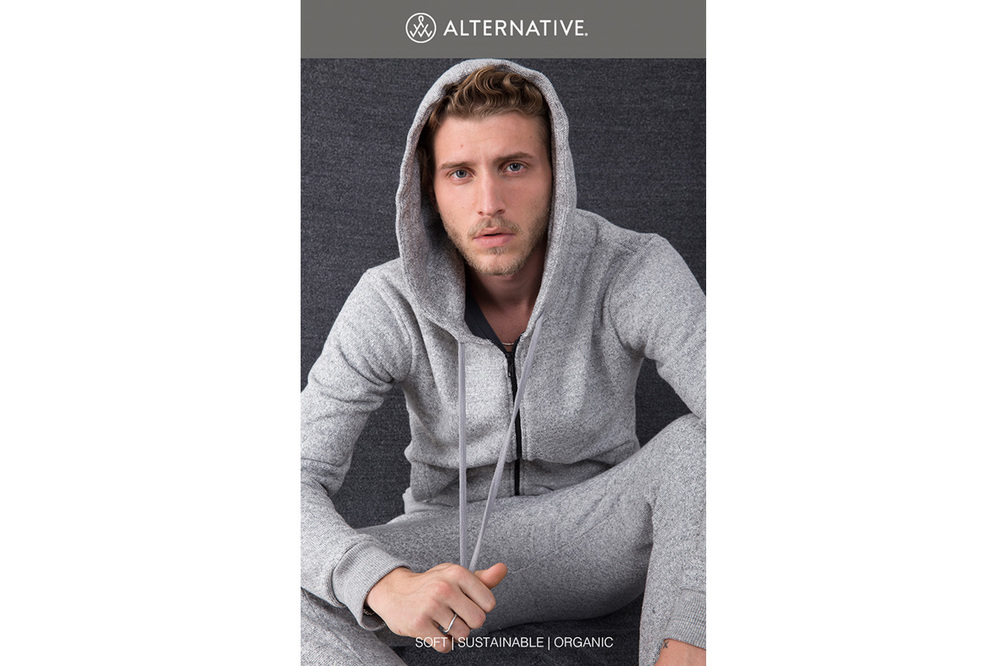 ALTERNATIVE APPAREL JASPE CAMPAIGN