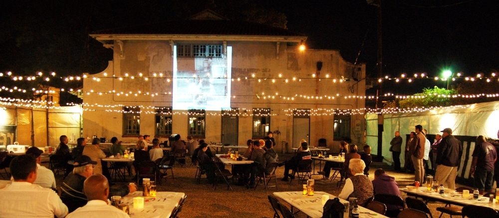 Rekindle Mid City pop-up theater and potluck at the Fire House