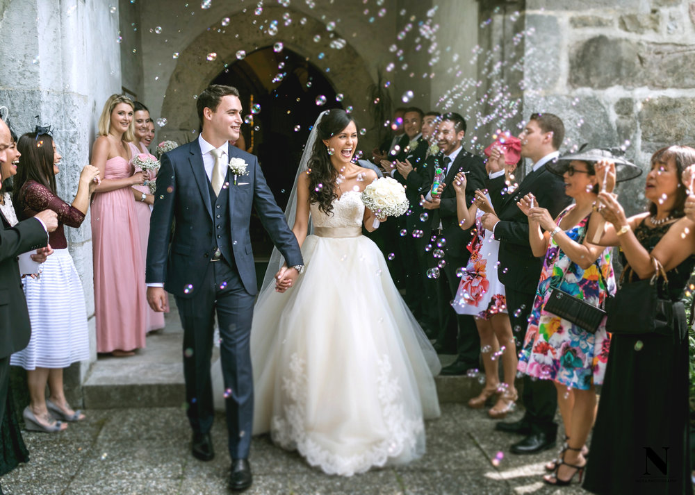 Wedding in Montreux Switzerland