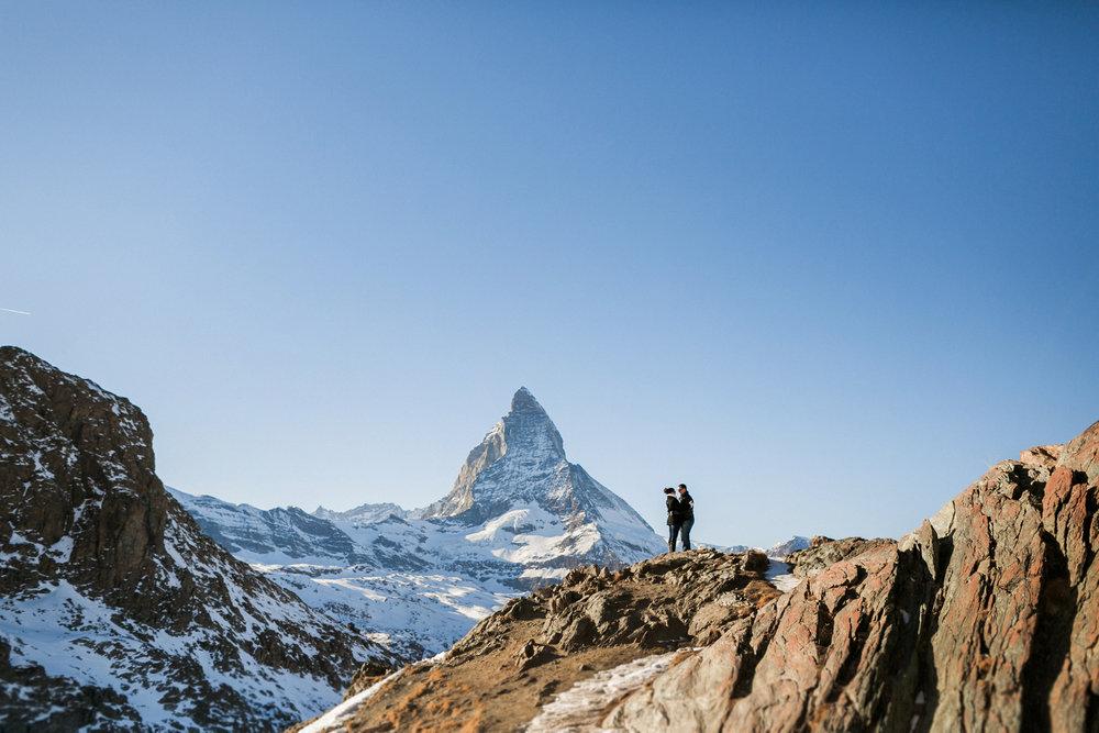 Zermatt portrait