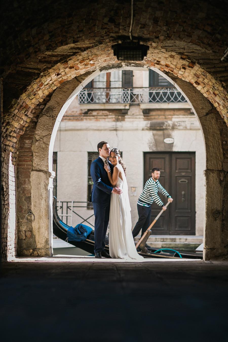 Venice elopement