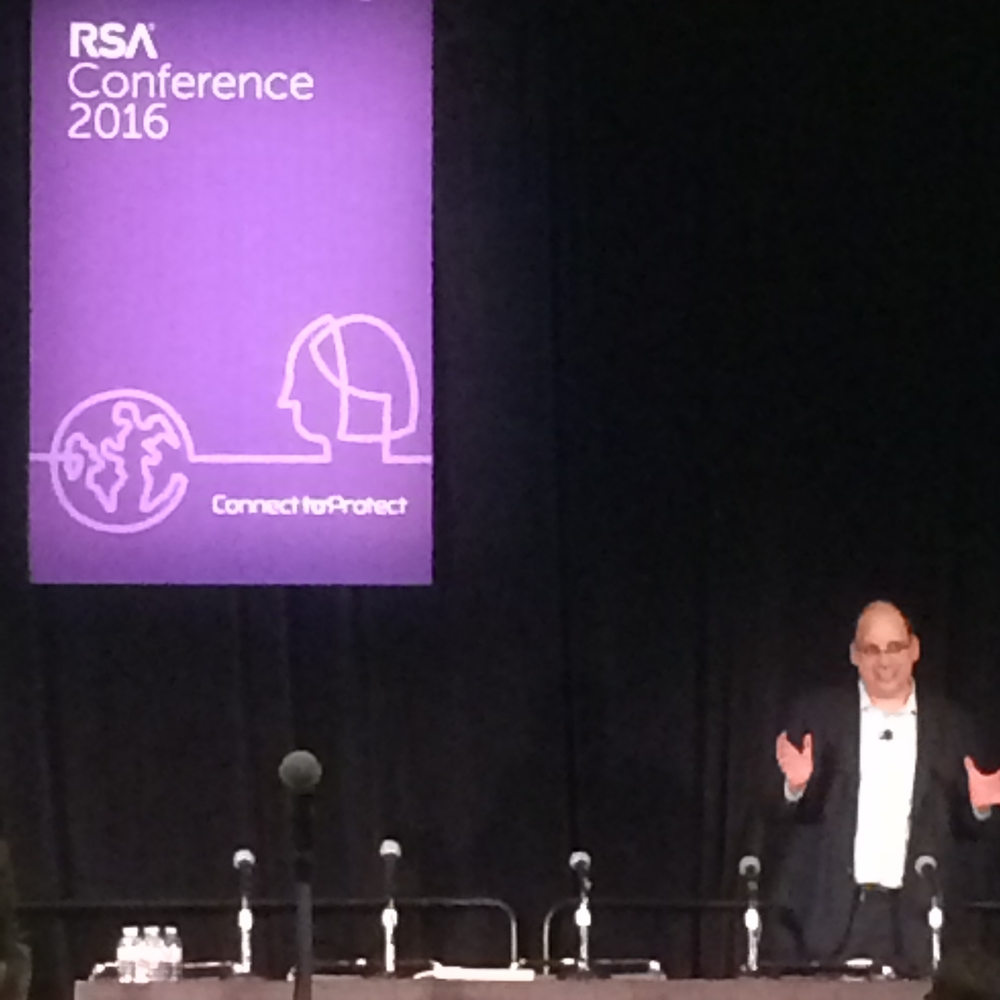 Dr Hugh Thompson: RSA Conference Program Committee and CTO/CMO for Blue Coat,