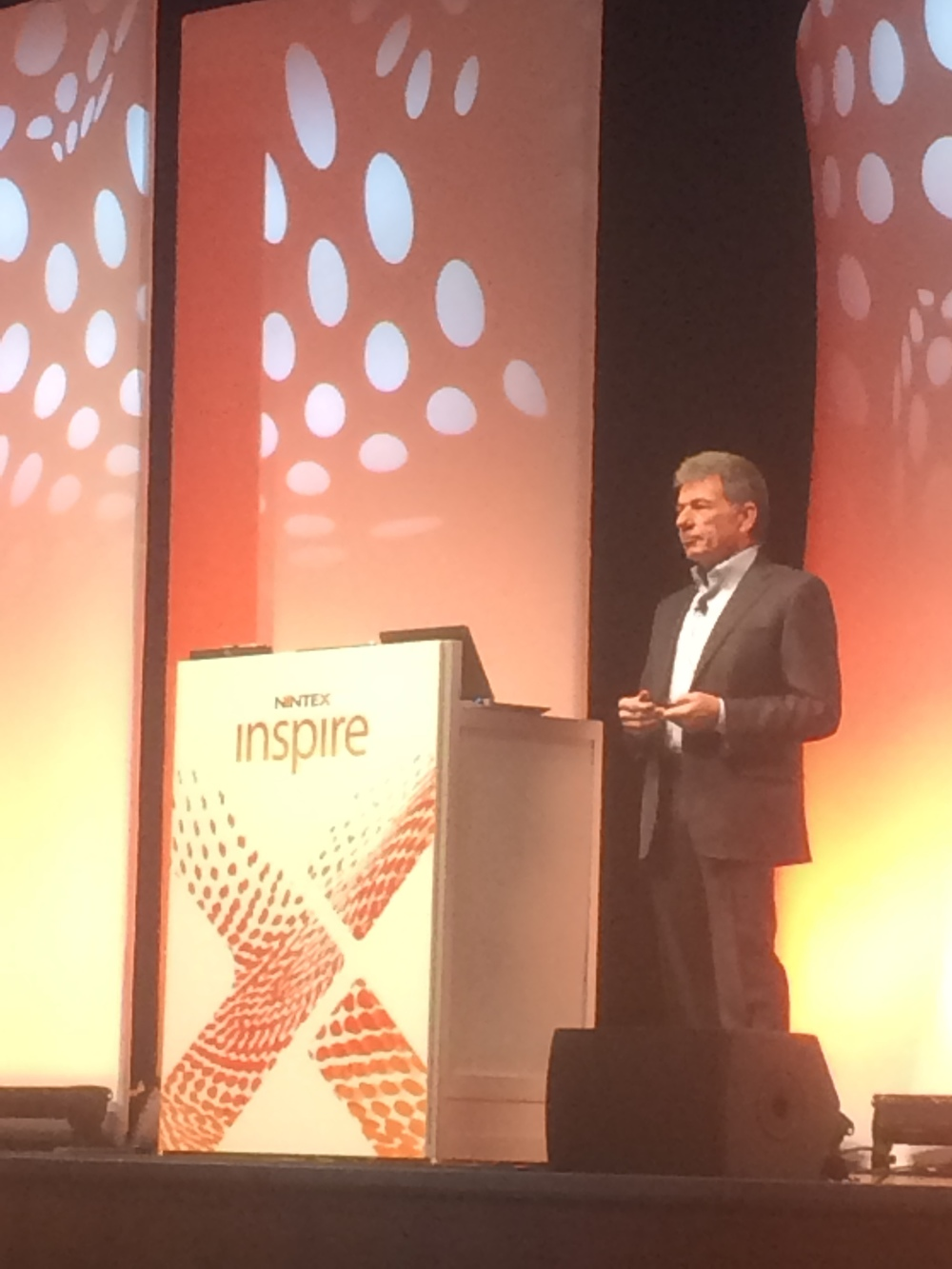 John Burton, Nintex CEO