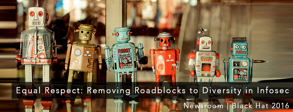 Removing Roadblocks to Diversity   Image Source:  IT Security Planet
