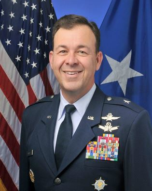 Former Brig. Gen. Gregory J. Touhill, Courtesy  U.S. Air Force