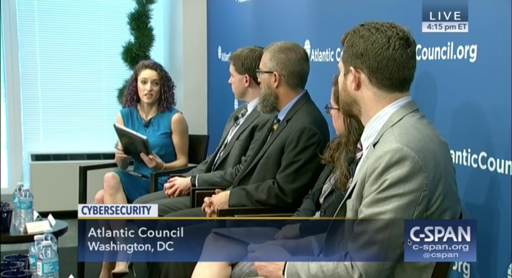 Atlantic Council Discussion on Cybersecurity with Ariel Robinson - The Atlantic Council held a forum examining cybersecurity issues. Analysts looked into technical solutions to protect against hacking and policymakers' ability to create workable legislation.